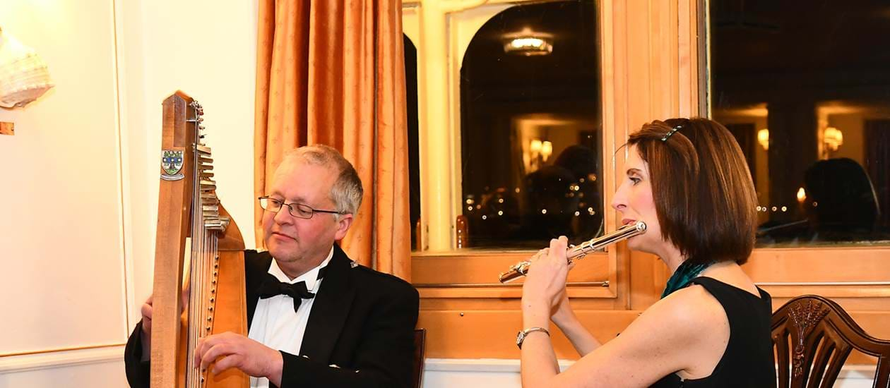 Royal Yacht Britannia Events - Entertainment 2