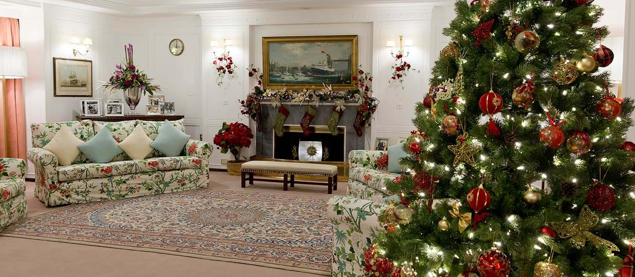 Royal Yacht Britannia Christmas 3