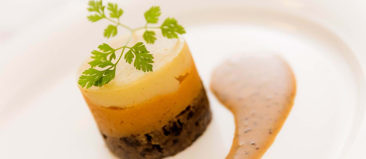 Catering on the Royal Yacht Britannia - Haggis