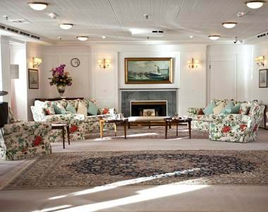 state drawing room royal yacht britannia