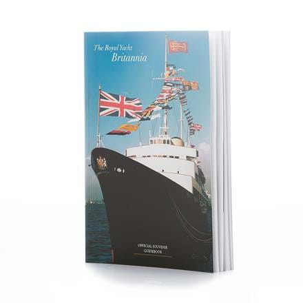 Britannia Official Souvenir Guidebook