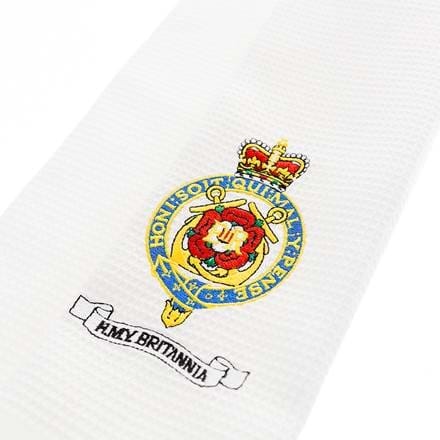 Britannia Crest Tea Towel