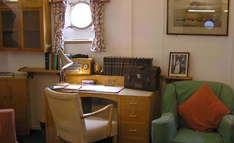 Royal Yacht Britannia Office