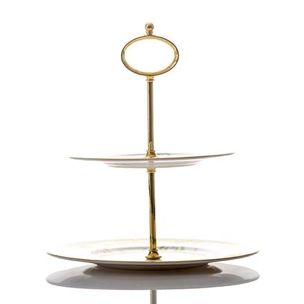 Great Exhibition Cake Stand.