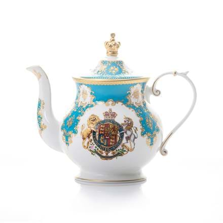 Coat of Arms Teapot.