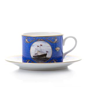 Britannia at Sea Tea Cup & Saucer.