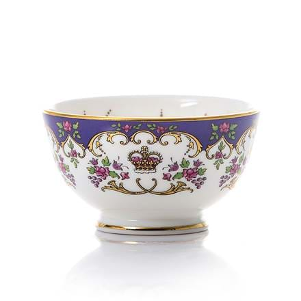 Queen Victoria Sugar Bowl.