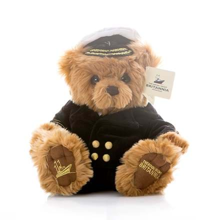 Britannia Captain Bear Plush