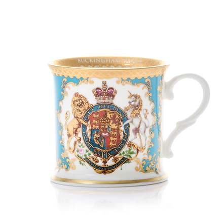 Coat of Arms Tankard.