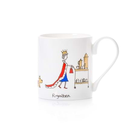 Royal Tea Mug