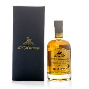 Britannia Limited Edition 20th Anniversary Whisky