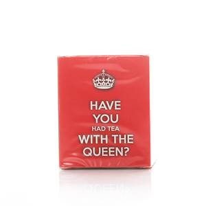Have You Had Tea With The Queen? Teabags