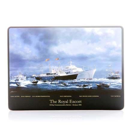 Britannia Royal Escort Placemat