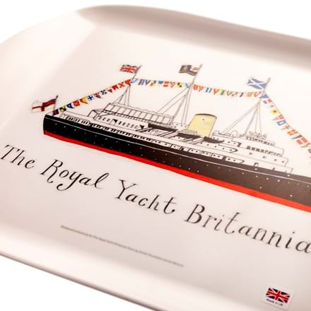 Britannia Flying Flags Tray