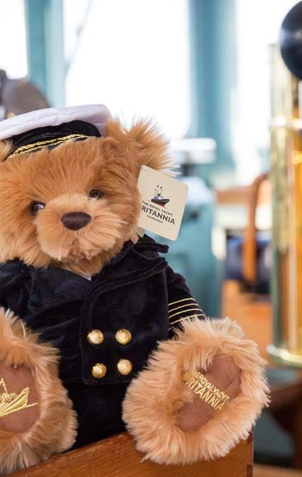 From the 1st December, look out for our Captain Bears on the treasure hunt.