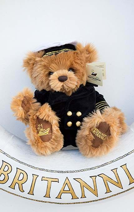 yottie bear royal yacht britannia