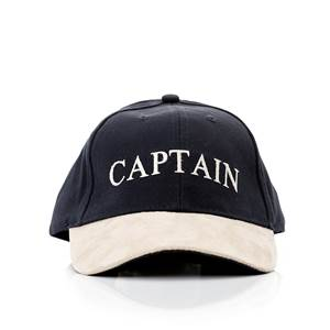 Britannia captain cap navy.