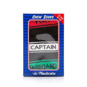 Captain socks set.