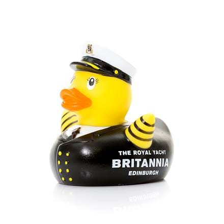 Captain rubber duck.